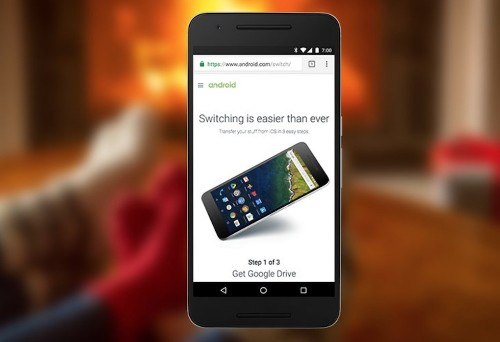 Google Drive can now back up iPhones to make Android switching easier