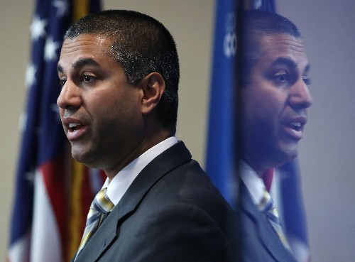 Ajit Pai: The greatest threat to the internet is Silicon Valley, not ISPs