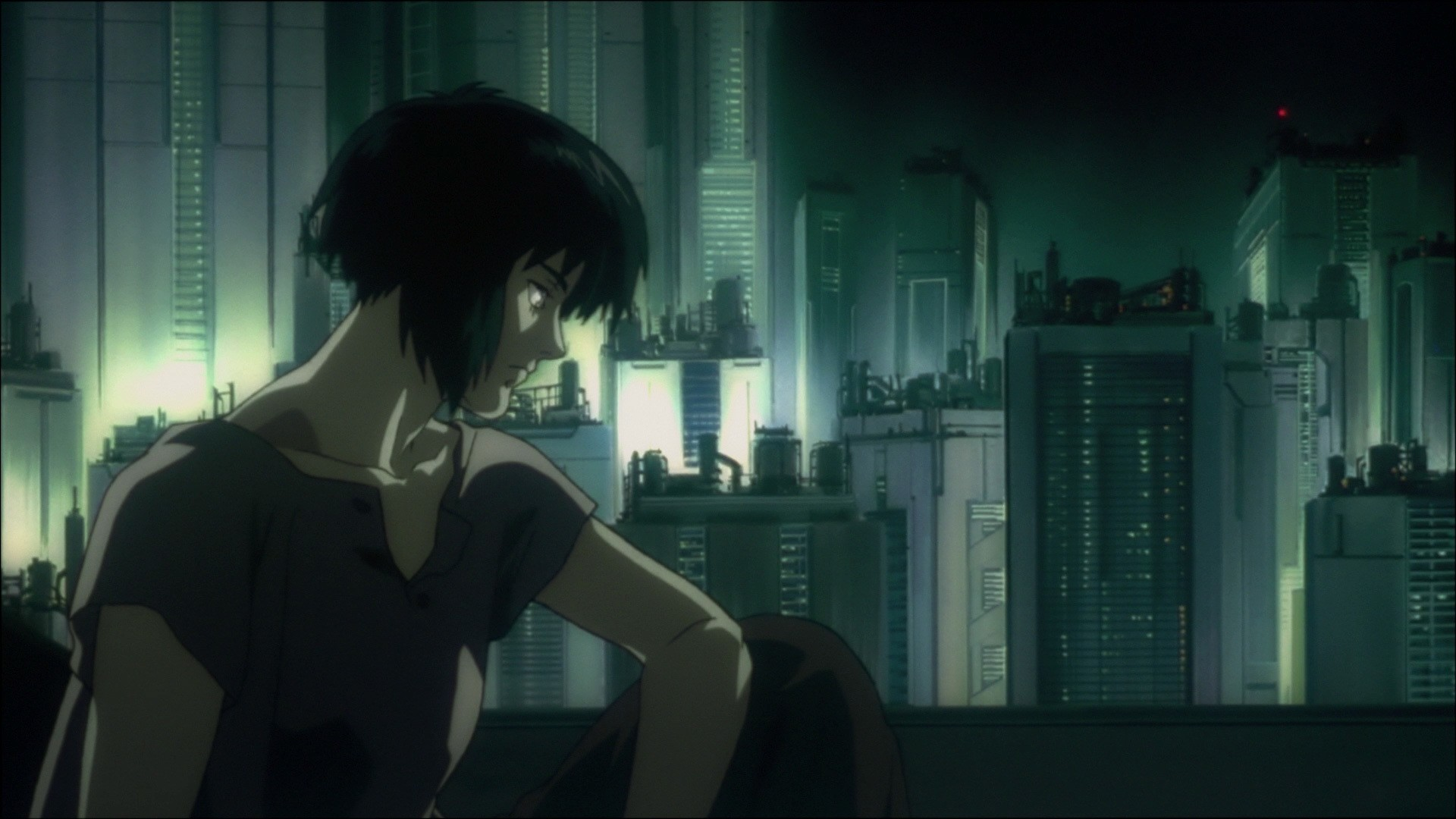 The original Ghost in the Shell is iconic anime, and a rich philosophical text