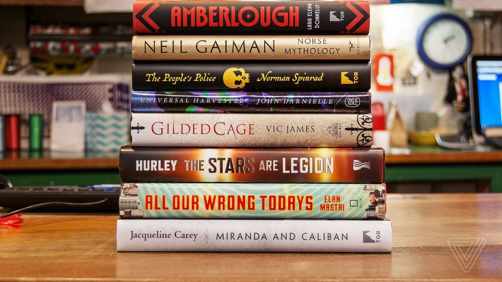 There are more new science fiction and fantasy novels than you can handle this February
