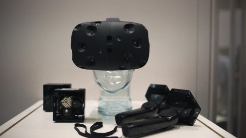 Valve is now shipping its Vive VR headset to select developers