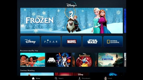Disney Plus will launch in November for less than $7 a month