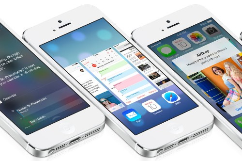 iOS 7 still 'a work in progress' alleges The Next Web
