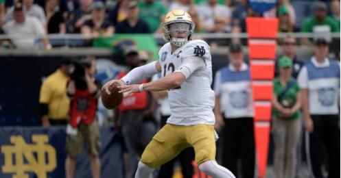 Notre Dame football season on hold