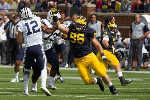 Film Focus: Michigan's Defense vs. BYU