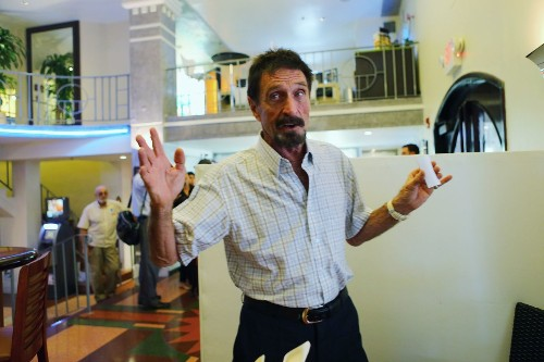 How an award-winning documentarian unearthed a damning new case against John McAfee