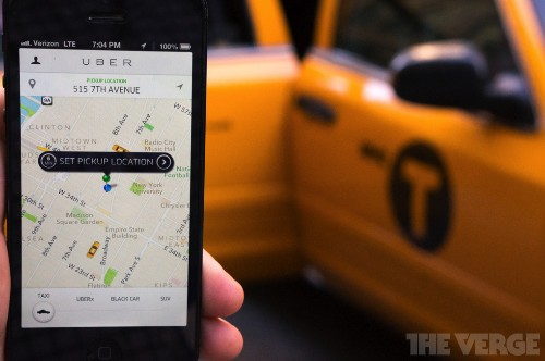 Uber's 'destinations' feature could turn basically everyone into an Uber driver