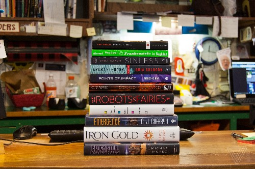 18 science fiction and fantasy books to read this January
