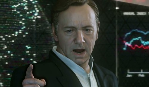 First 'Call of Duty: Advanced Warfare' trailer stars a menacing Kevin Spacey