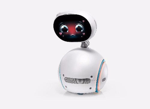 The Asus Zenbo is a ridiculous home robot for $599