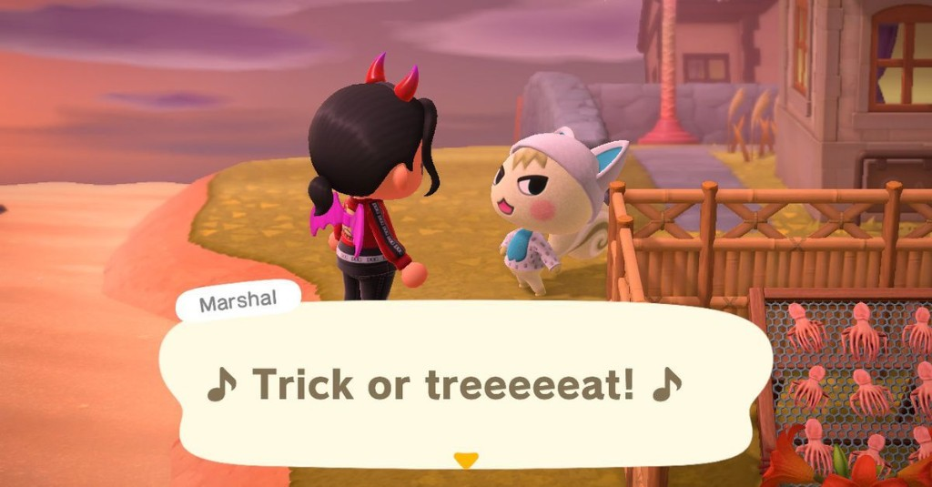 Animal Crossing: New Horizons Halloween event guide