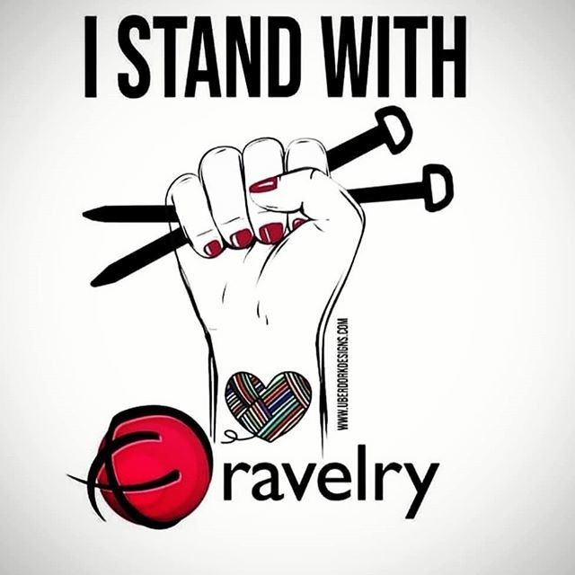 """Everyone uses Ravelry"": why a popular knitting website's anti-Trump stance is so significant"