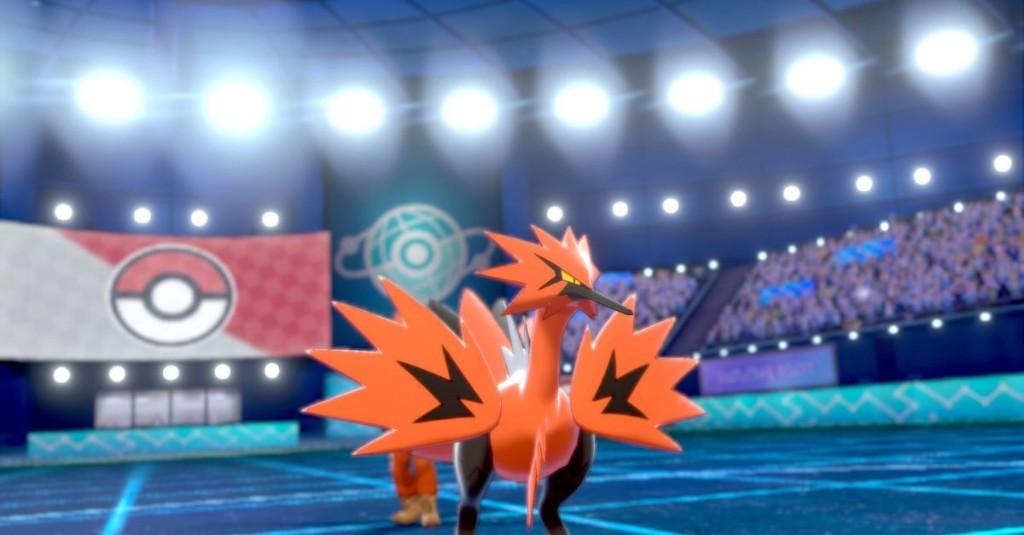 Pokémon Sword and Shield turns Zapdos into a legendary dork