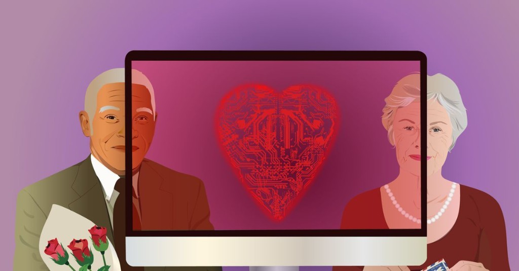 """""""I don't want to be a nurse, a purse, or worse"""": 5 seniors on dating online"""