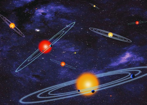 NASA announces discovery of 715 more planets outside our solar system