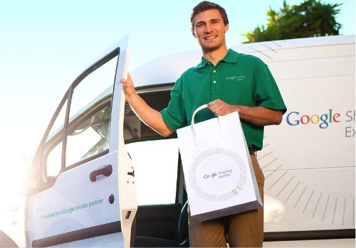 Google opens trial for same-day delivery service in San Francisco