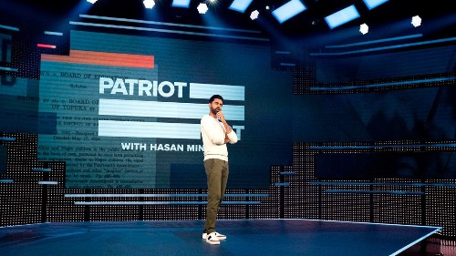 Netflix removes Patriot Act episode in Saudi Arabia following government complaint