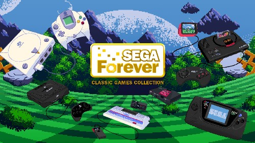"""Sega wants to turn its classic catalogue into """"the Netflix of retro gaming"""""""