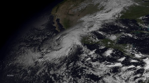The strongest hurricane ever recorded will hit Mexico this afternoon