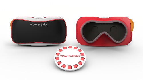 Google and Mattel partner to bring back the View-Master as a VR headset