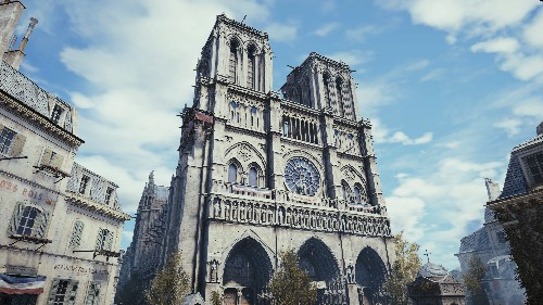 Building a better Paris in 'Assassin's Creed Unity'