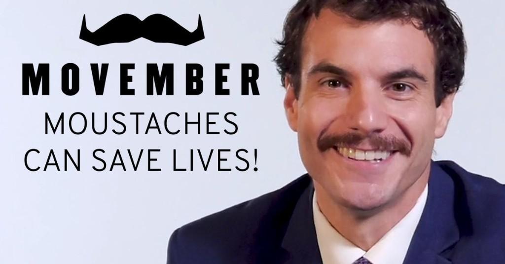 It's Official: A Moustache is Better Than a Beard