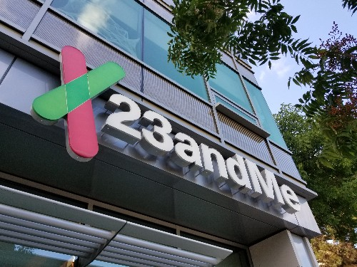 23andMe sold the rights to a drug it developed from its genetic database