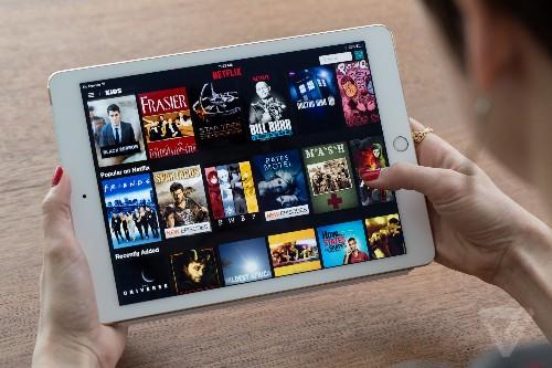 Netflix God Mode smites the endless lists that plague its desktop site