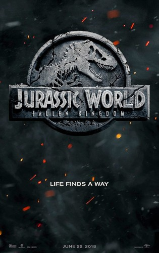 The Jurassic World: Fallen Kingdom poster is just a single nostalgic callback