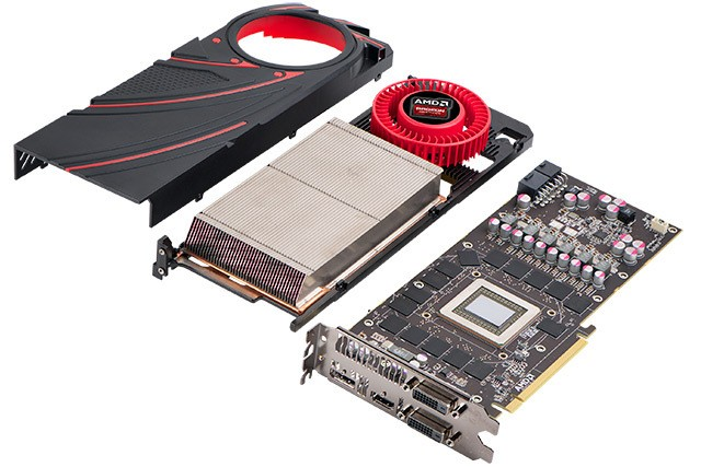 AMD's latest graphics card is a steal at $549
