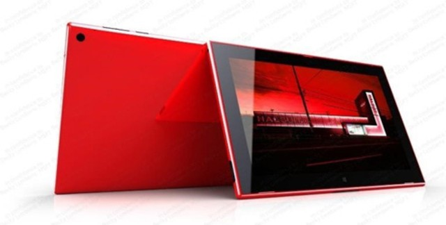 Nokia reportedly using 'Lumia 2520' name for Windows RT tablet