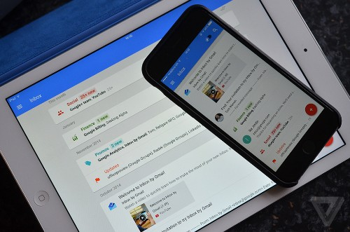 Google Inbox comes to iPads, Safari, and Firefox
