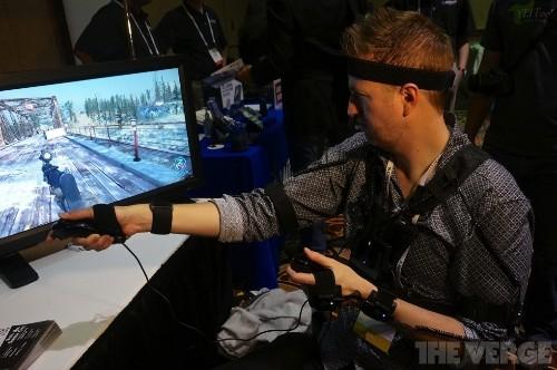 PrioVR mo-cap gaming suit successfully hits Kickstarter goal