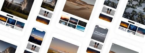 Unsplash, tech's favorite stock image site, now has an iOS app