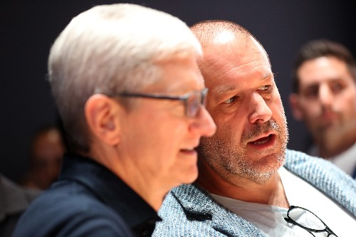 Jony Ive leaving Apple after nearly 30 years to start new design firm