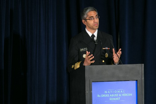 Addiction is a brain disorder, not a moral failing, says Surgeon General
