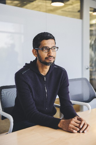 Google CEO expresses unequivocal support for net neutrality