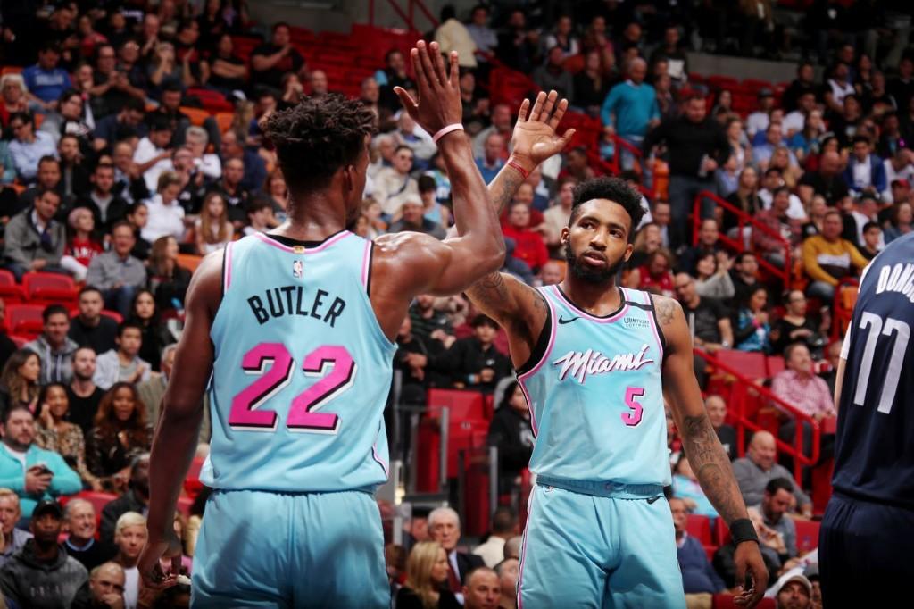Derrick Jones Jr: 'I want to be in Miami'