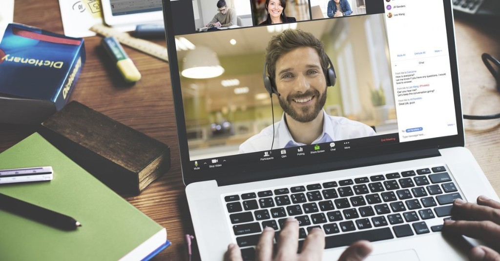The do's and don'ts of video conferencing