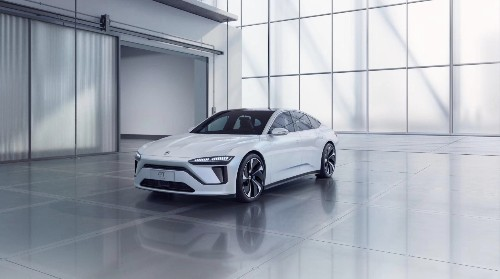 Electric sedans are winning the Shanghai Auto Show