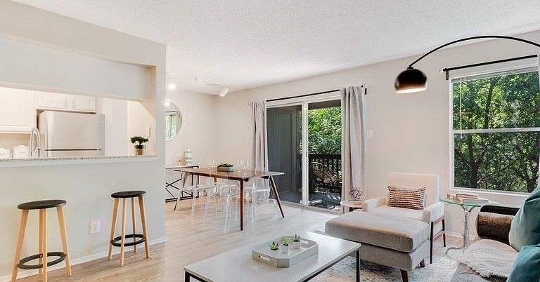 What $1,200 rents you around Austin