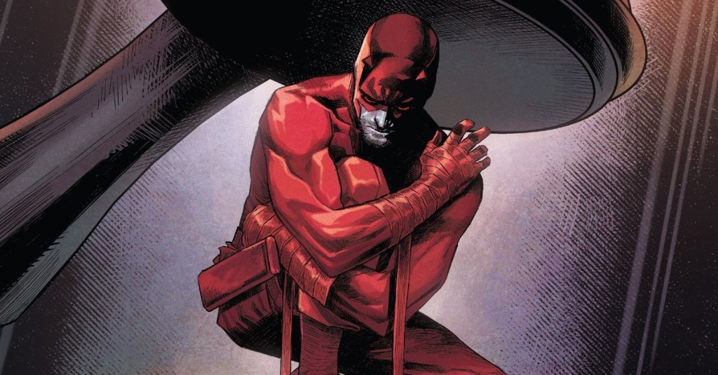 Daredevil is going to jail — for manslaughter!