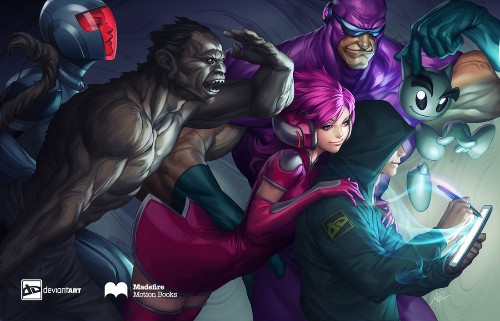 DeviantArt brings comic book publishing to the community with Madefire partnership