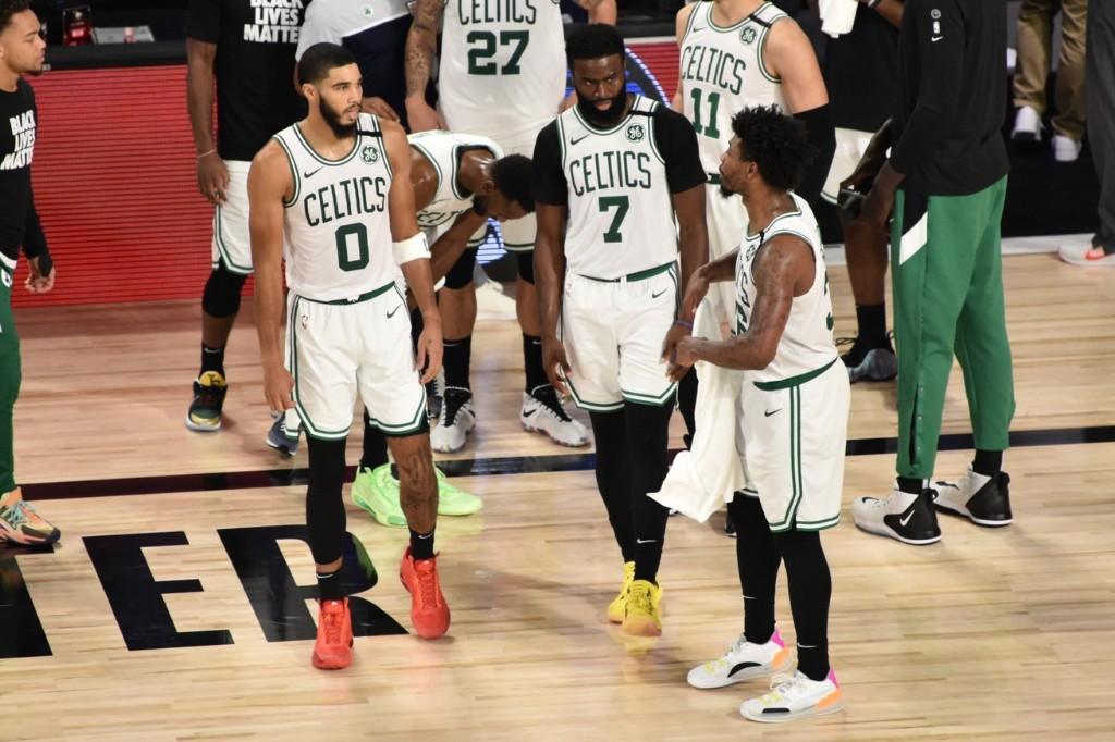 The Celtics' foundation is built on positionless basketball