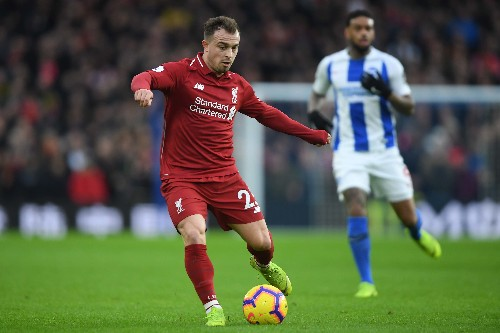 Rumour Mongering: Where Is Shaqiri?