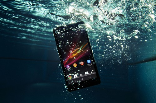 Sony shrinks the Xperia Z to 4.6 inches with new Xperia ZR