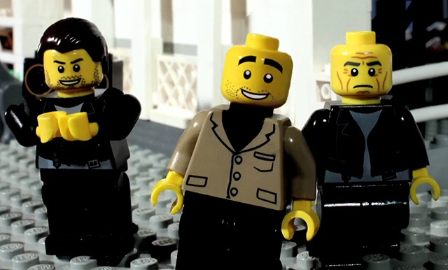 Lego creates three minutes of British ads worth watching