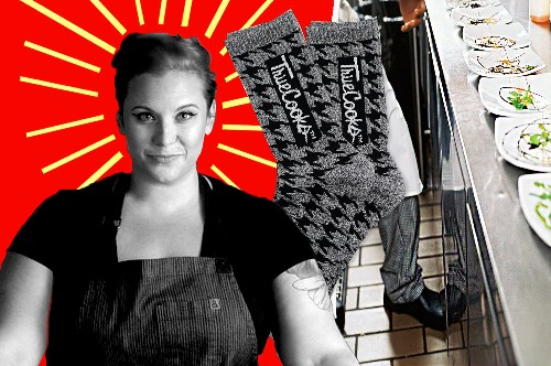 Anyone Who Spends Long Hours Cooking (or Just Standing) Could Use These Socks