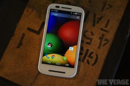 Motorola adds LTE to Moto G, introduces an even cheaper Moto E
