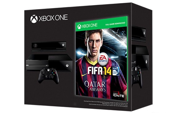 Microsoft alters Xbox One 'FIFA 14' pre-order promise, offers 'Forza 5' as new bundle